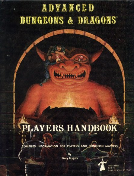 grodog plays AD&D