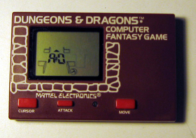 intellivision dungeons and dragons emulator